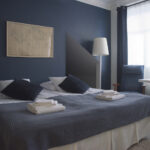 Superior doubleroom blue